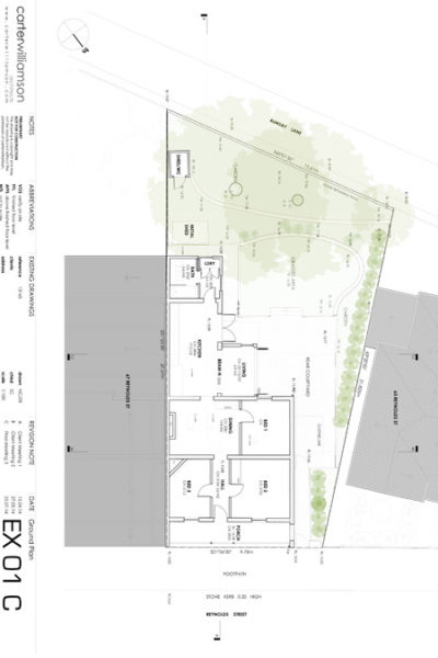 Pre-Design - Carter Williamson Architects - Award Winning