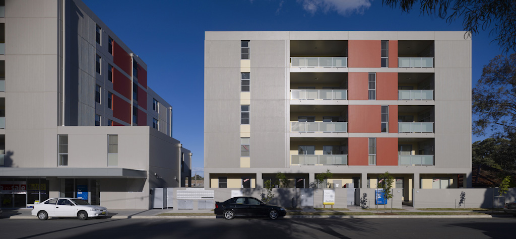 Architecturally designed sydney apartments hit design for Apartment design nsw