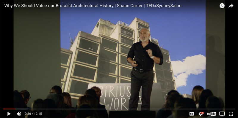 Shaun Carter TEDx Why We Should Value our Brutalist Architectural History